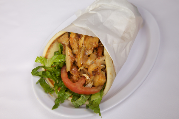 Chicken Doner Sandwich